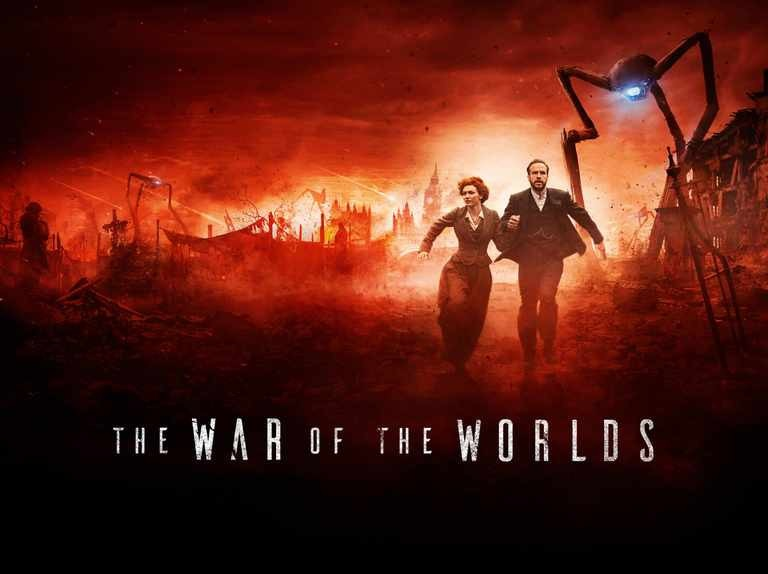 The BBC releases trailer for The War of the Worlds adaptation