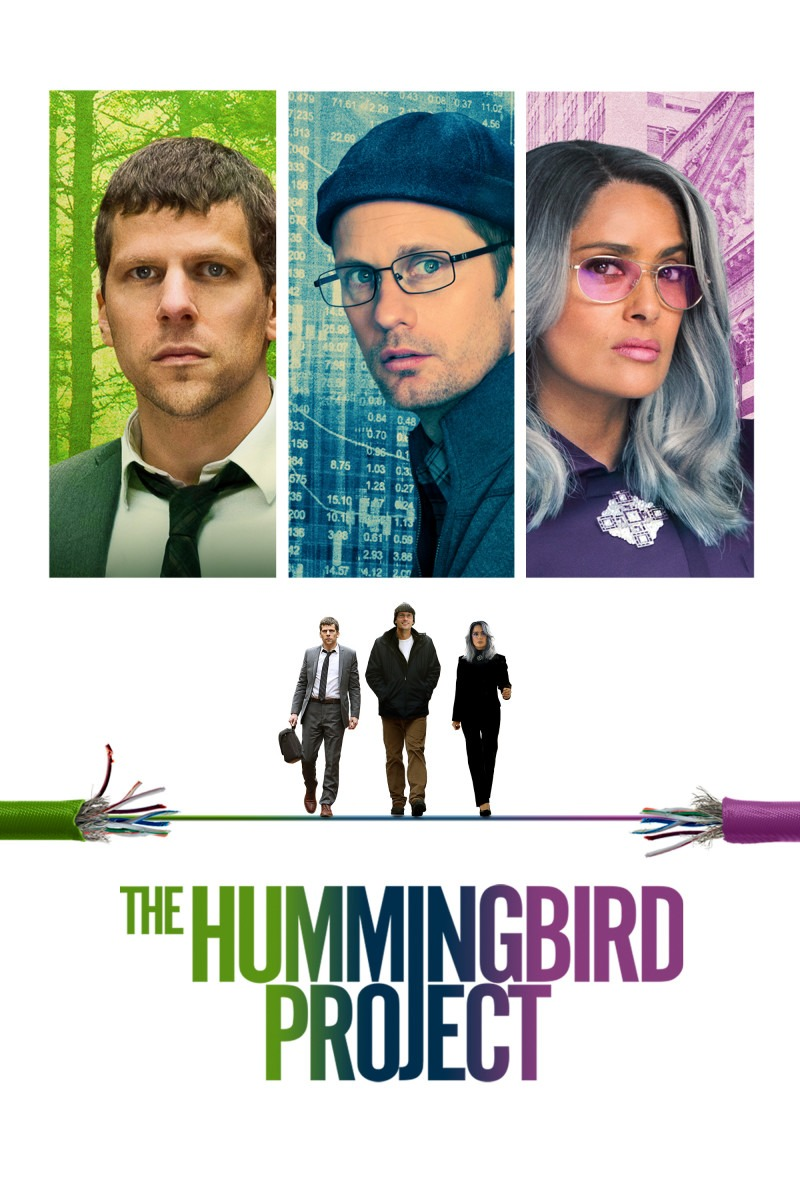 Giveaway - Win The Hummingbird Project on Digital Download