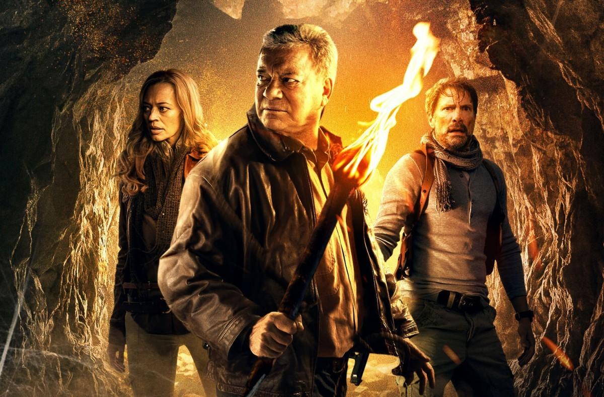 William Shatner and Jeri Ryan battle demons in trailer for The Tomb: Devil's Revenge