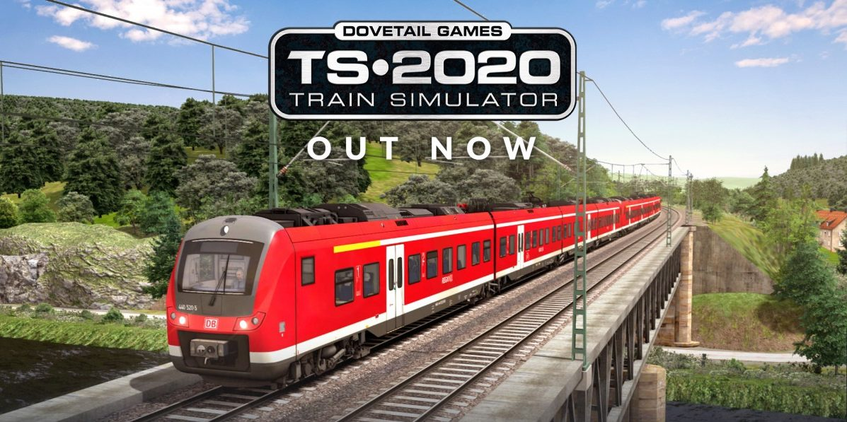 Train Simulator 2020 now available on PC