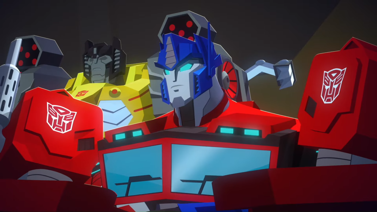 Transformers: Cyberverse – Power of the Spark trailer rolls out
