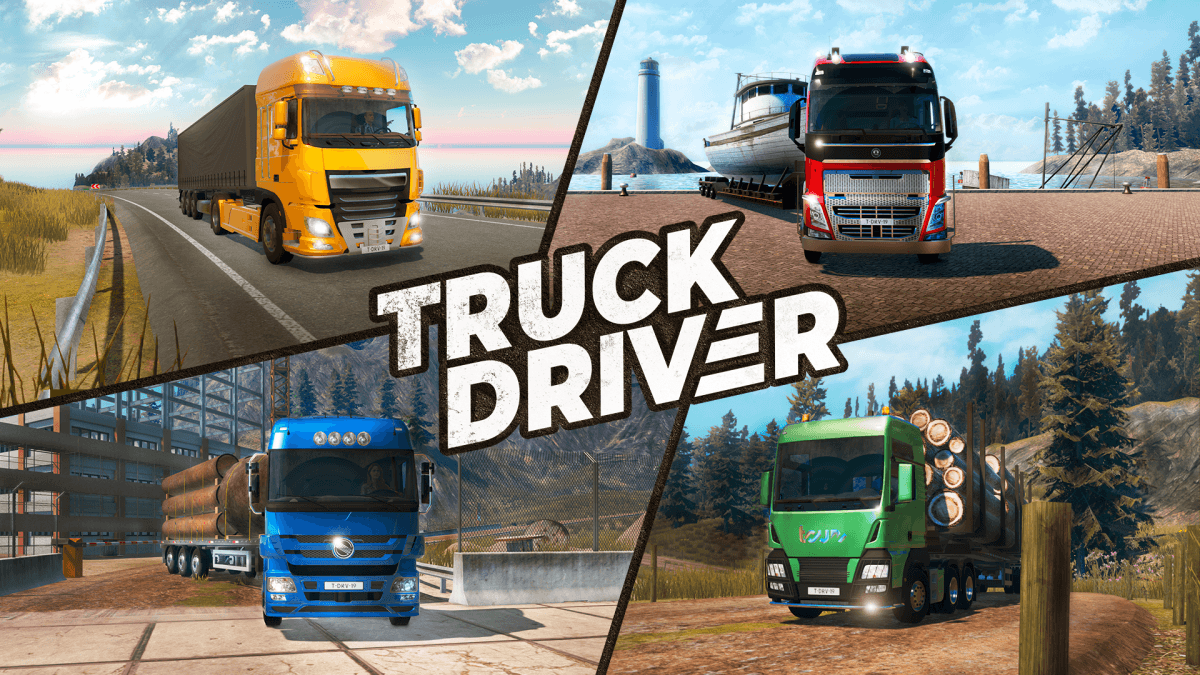 Truck Driver arrives on Xbox One and PS4