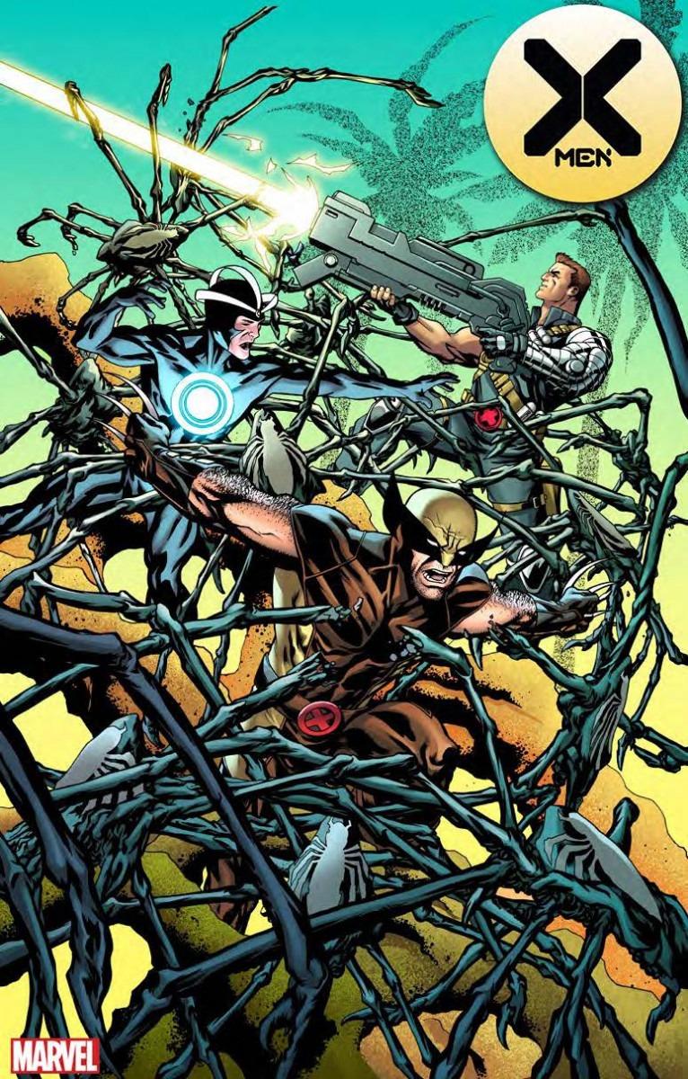 Marvel announces Venom Island variant covers