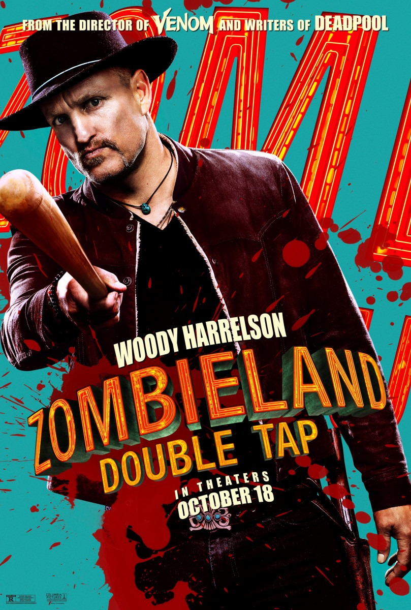 Zombieland: Double Tap gets nine character posters