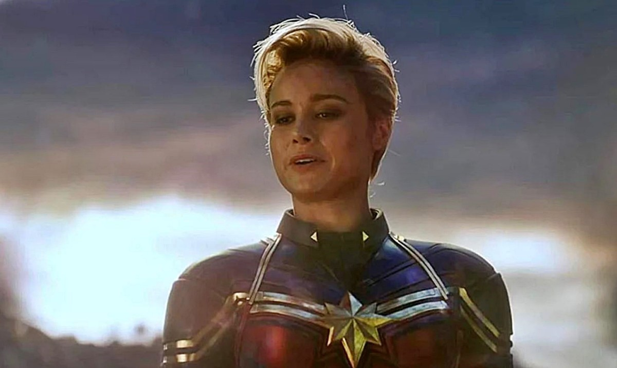 Avengers: Endgame screenwriters explain why Captain Marvel only had a small role in the movie