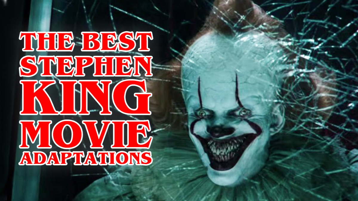 The Best Stephen King Movie Adaptations