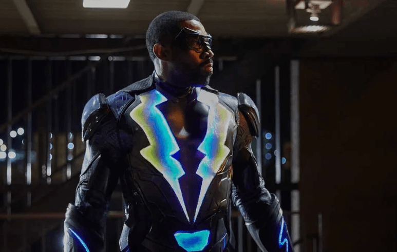 Black Lightning's Cress Williams on joining the Arrowverse for Crisis on Infinite Earths