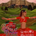 Bombay Rose Poster
