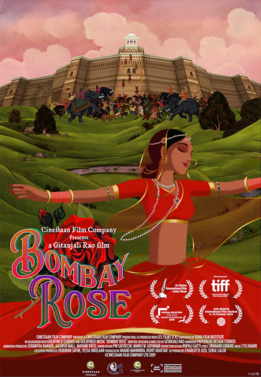 2019 BFI London Film Festival Review - Bombay Rose