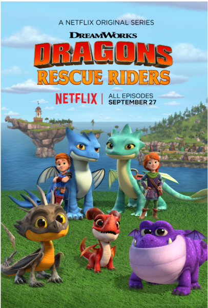 How to Train Your Dragon spinoff Dragons: Rescue Riders gets a trailer and poster