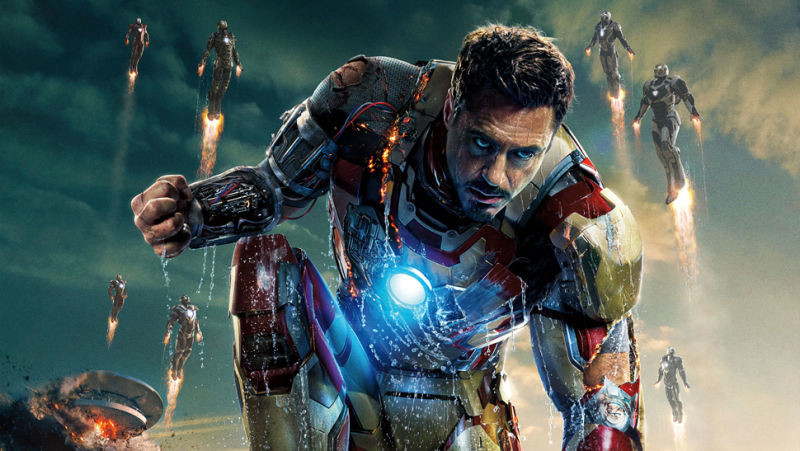 Iron Man 3 | The Four-Color Film Podcast #136