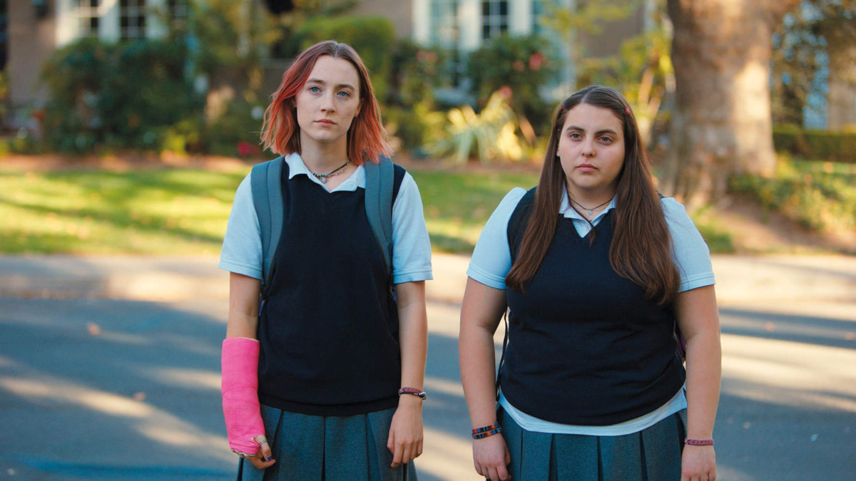 Lady Bird with film critic Billie Rogan | The Pick of the Flicks Podcast #51