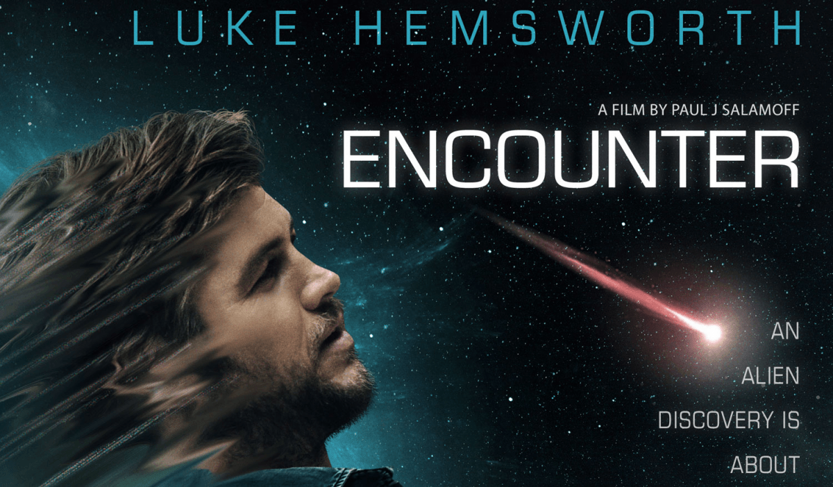 Exclusive clip from sci-fi thriller Encounter starring Luke Hemsworth