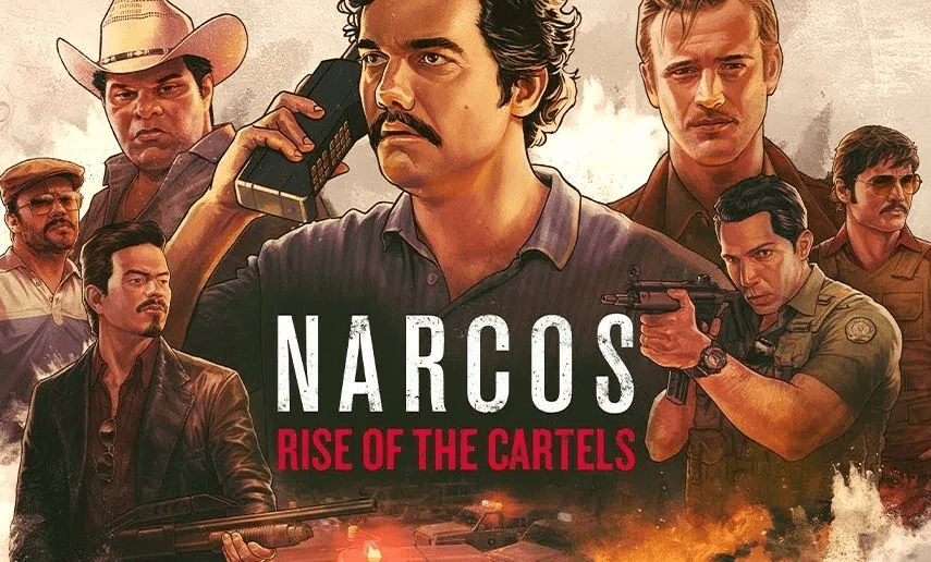 Narcos: Rise of the Cartels trailers invite you to choose your side in the war on drugs