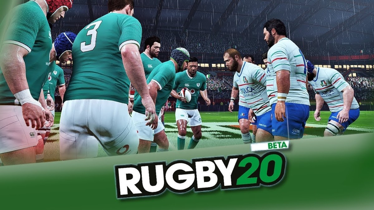 Rugby 20's closed beta now live