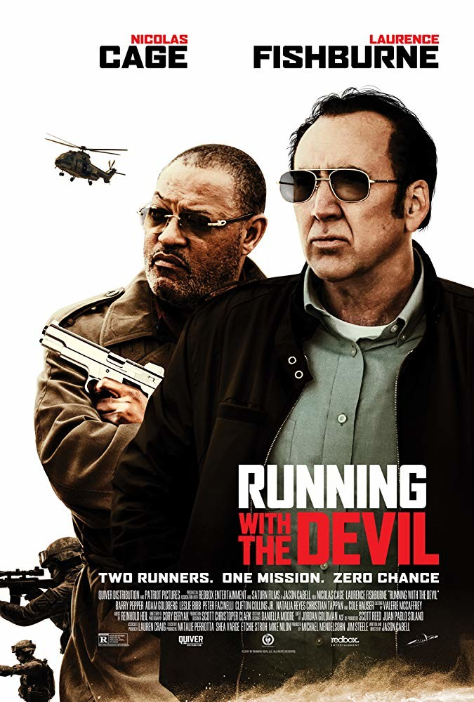 Movie Review - Running with the Devil (2019)