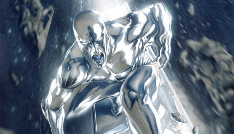 Marvel rumoured to be developing a Silver Surfer movie