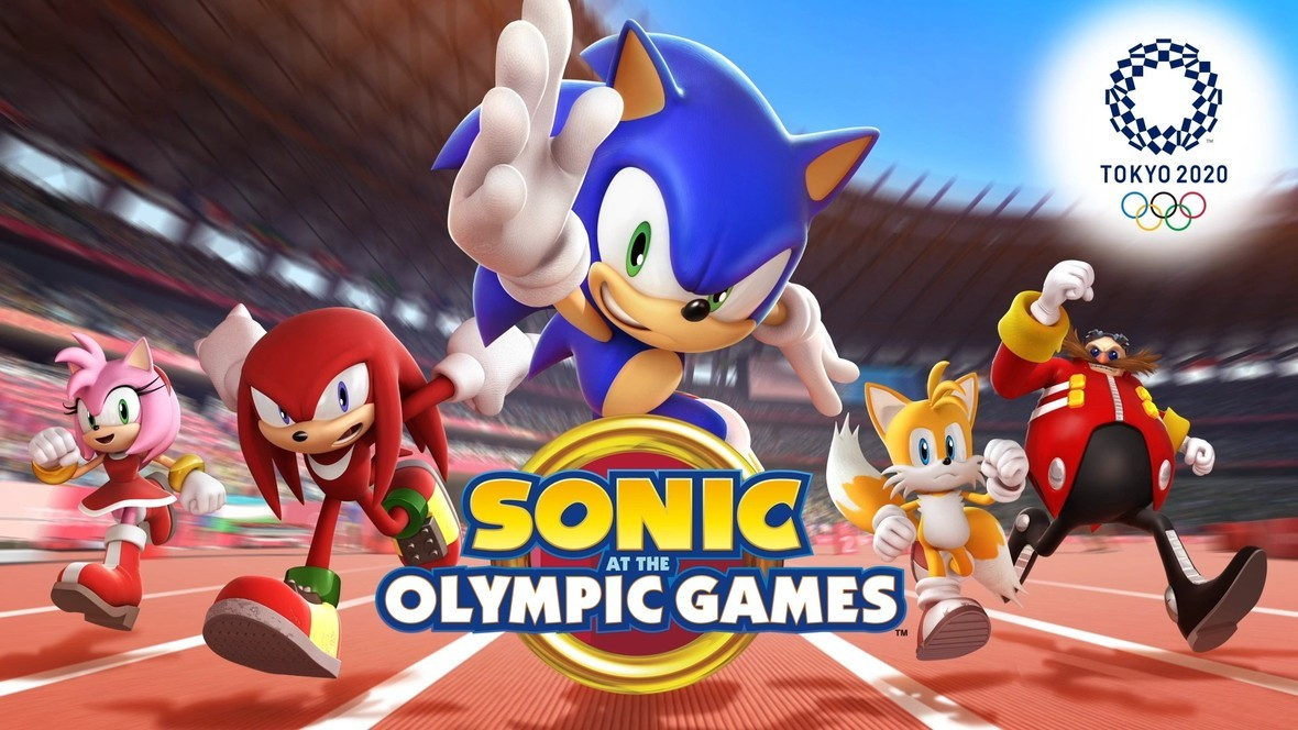 Sonic at the Olympic Games Tokyo 2020 coming to mobile devices