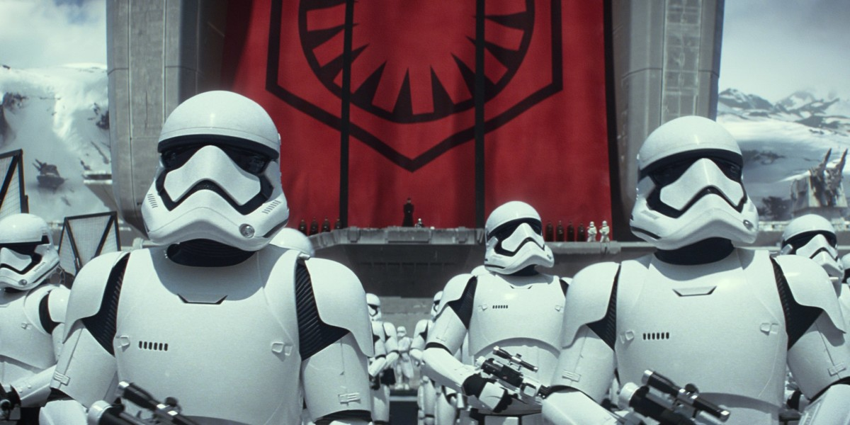The Mandalorian may explore the origins of the First Order teases Jon Favreau