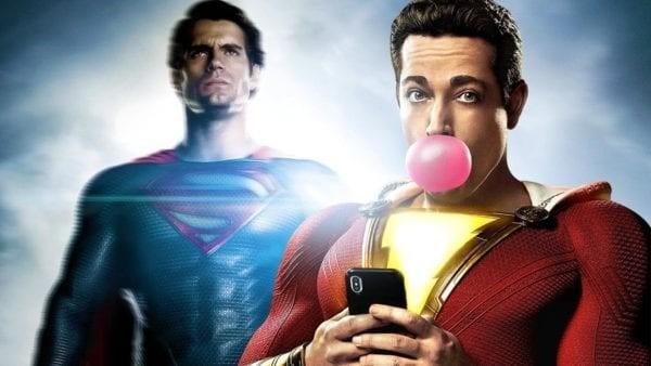 Shazam! director reveals original plans for Henry Cavill's Superman cameo