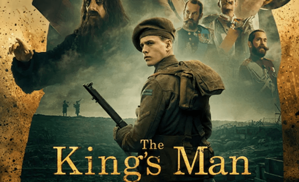 The King's Man gets a new trailer and poster