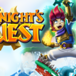 a knights quest header
