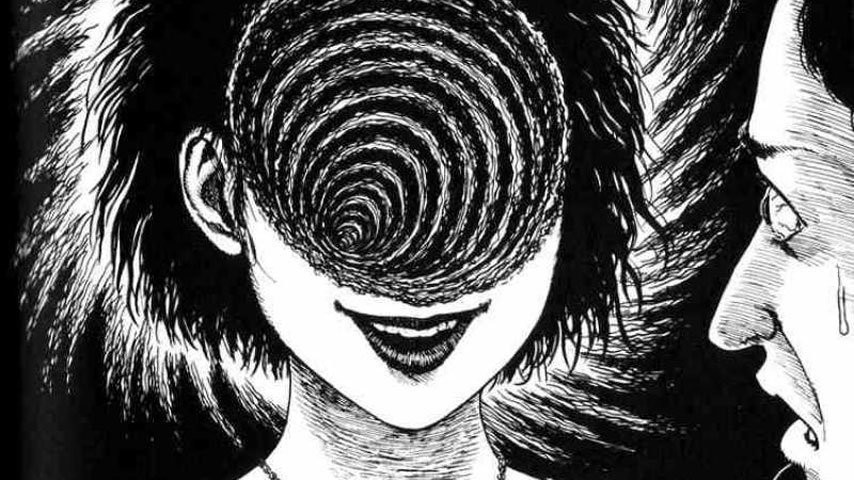 Anime adaptation of Junji Ito's horror manga Uzumaki gets a teaser trailer