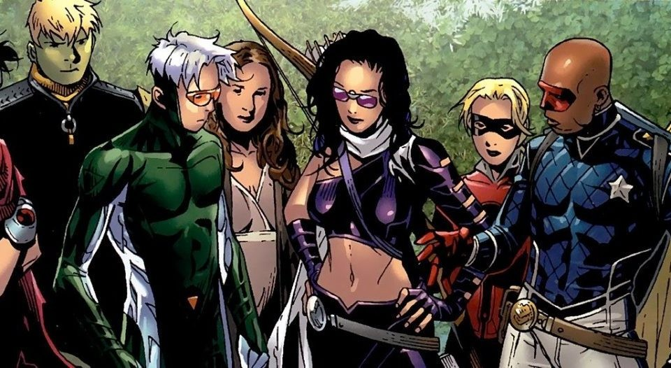 Marvel rumoured to be developing Young Avengers series for Disney+