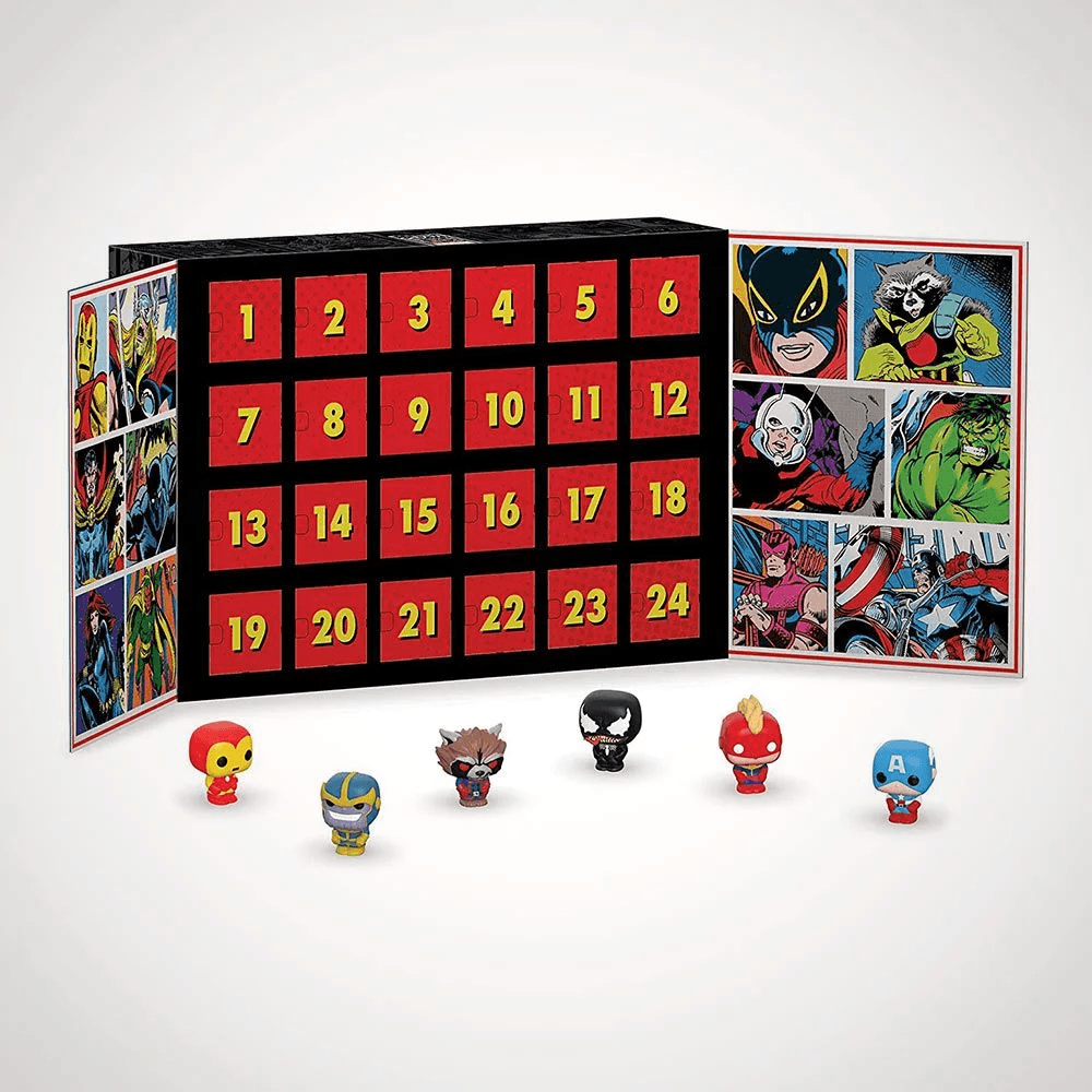 Marvel, Harry Potter and Frozen II advent calendars available now from Menkind