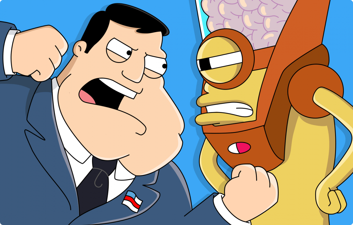 American Dad american dad! apocalypse soon arrives on ios and android