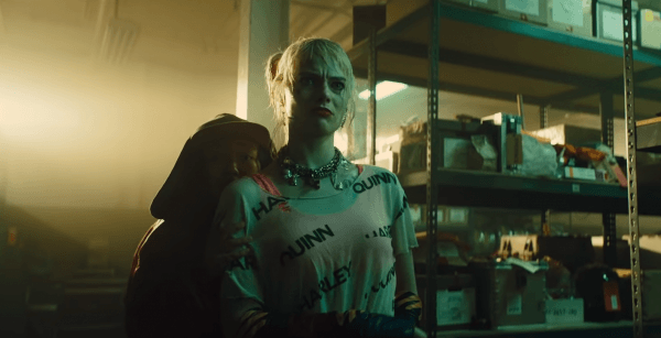 Watch Margot Robbie Perform Her Own Stunt in Birds of Prey