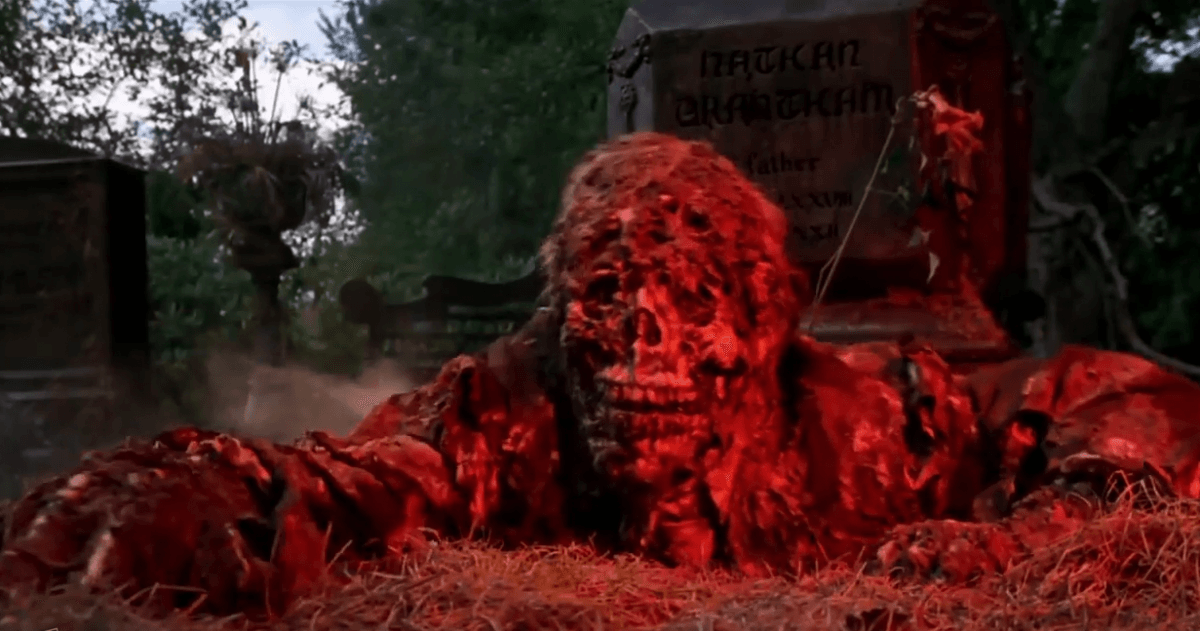 October Horrors 2019 Day 17 - Creepshow (1982)