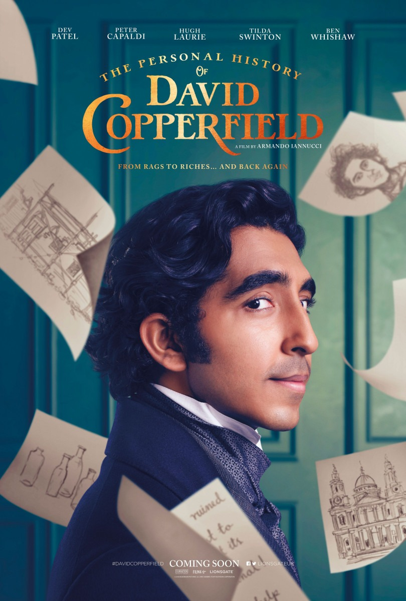 2019 BFI London Film Festival Review – The Personal History of David Copperfield