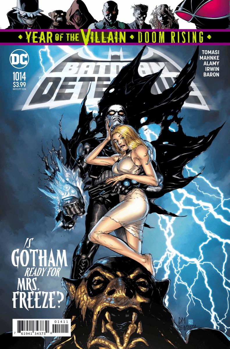 Comic Book Preview - Detective Comics #1014