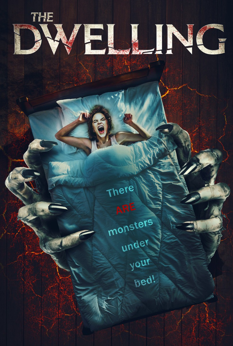 Haunted bed horror The Dwelling gets a poster and trailer