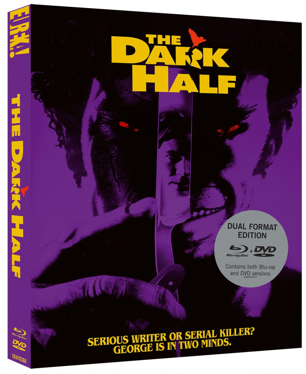 Giveaway - Win Stephen King's The Dark Half on Blu-ray