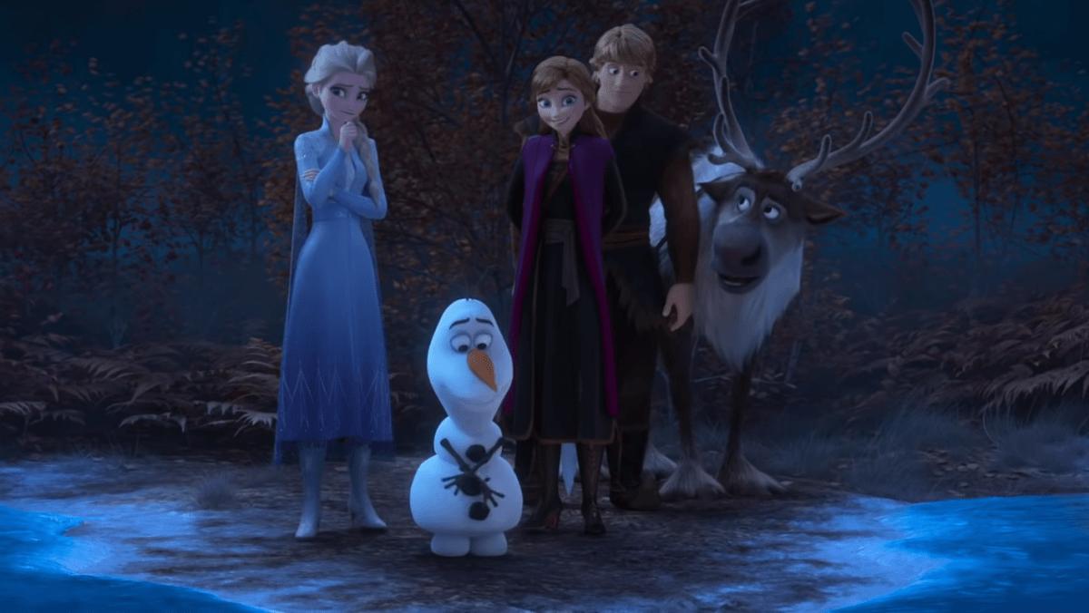 Eiskönigin 2 Disney Plus