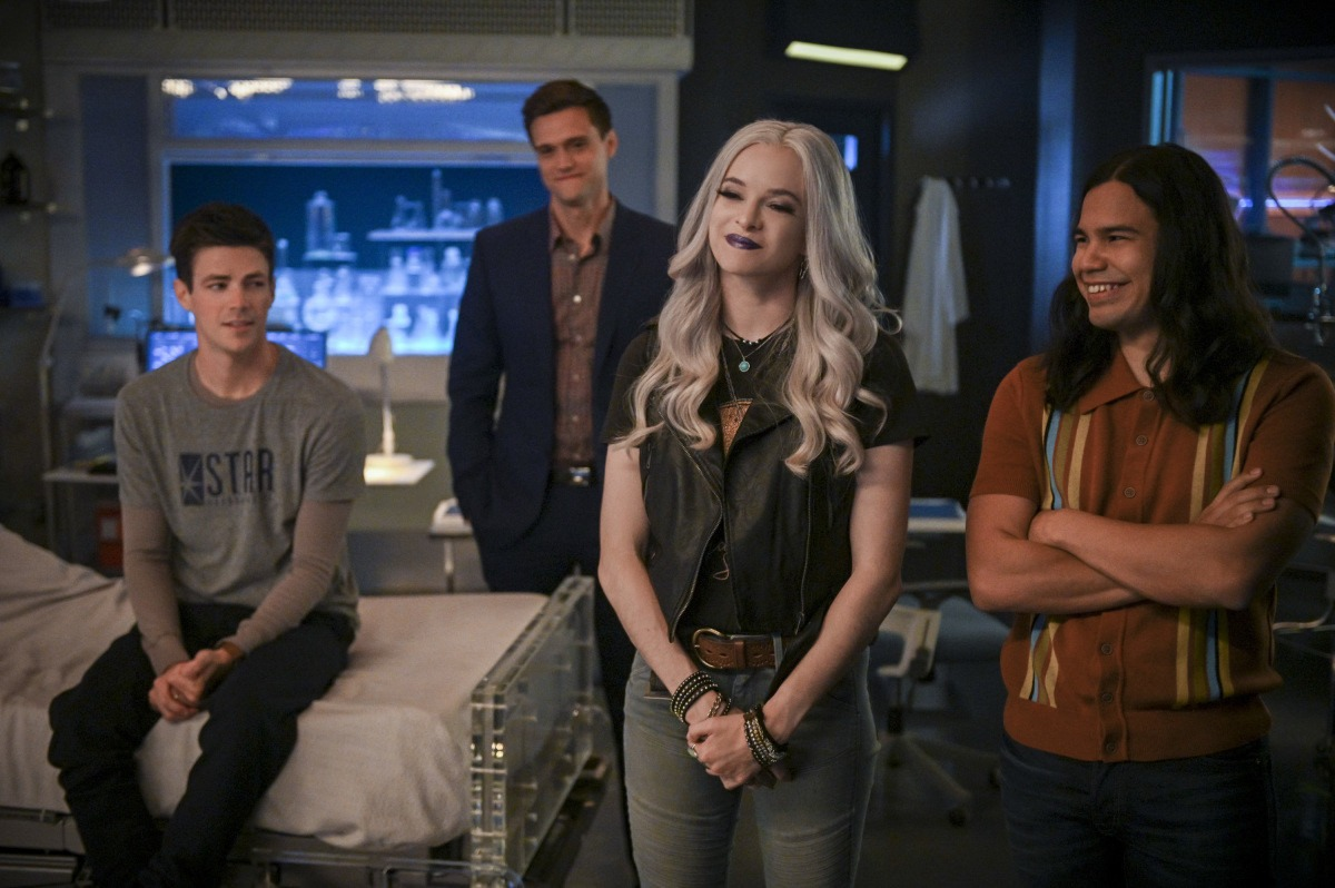 Promo for The Flash Season 6 Episode 2 – 'A Flash of the Lightning'