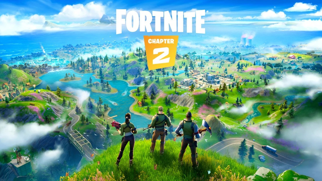 Fortnite Chapter 2 is available now