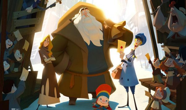 Netflix's first animated feature Klaus gets a trailer, poster and images