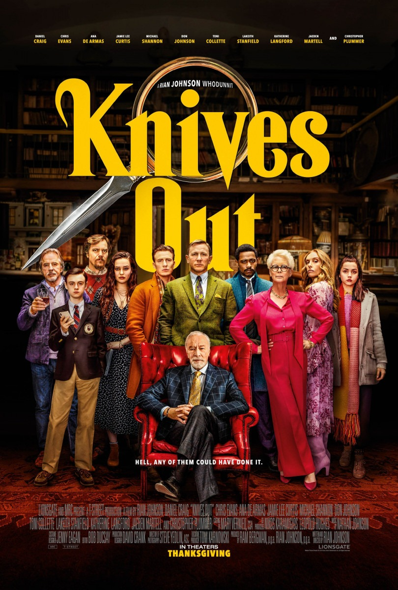 New Hindi Movei 2018 2019 Bolliwood: Knives Out (2019