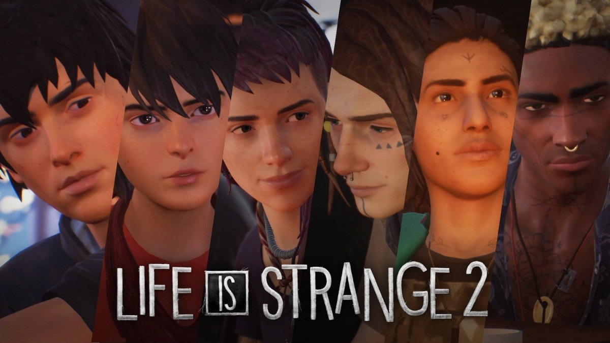 Boxed Editions of Life is Strange 2 coming to Europe and North America