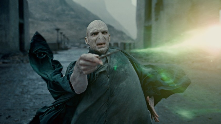 Ralph Fiennes doesn't want anyone else to play Voldemort