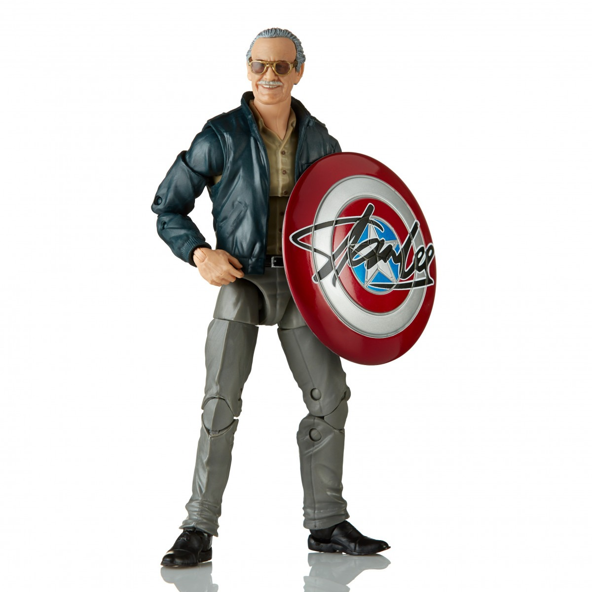 Hasbro unveils new Stan Lee, Fantastic Four and Deadpool Marvel Legends figures at New York Comic Con