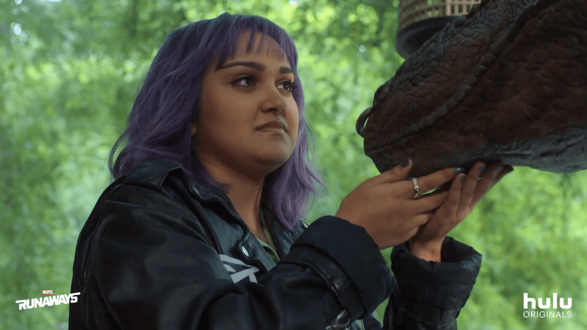 Marvel's Runaways season 3 promo features Gert and Old Lace
