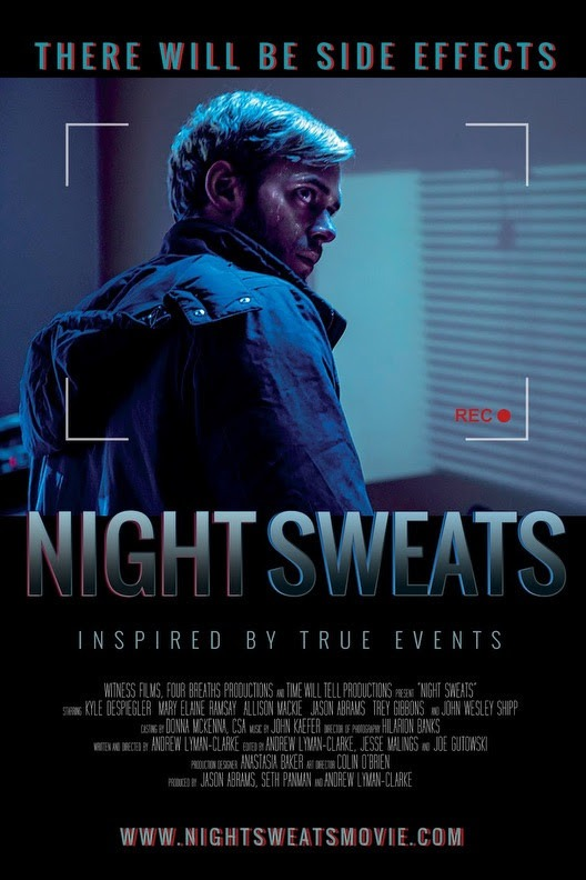 Thriller Night Sweats gets a poster and trailer