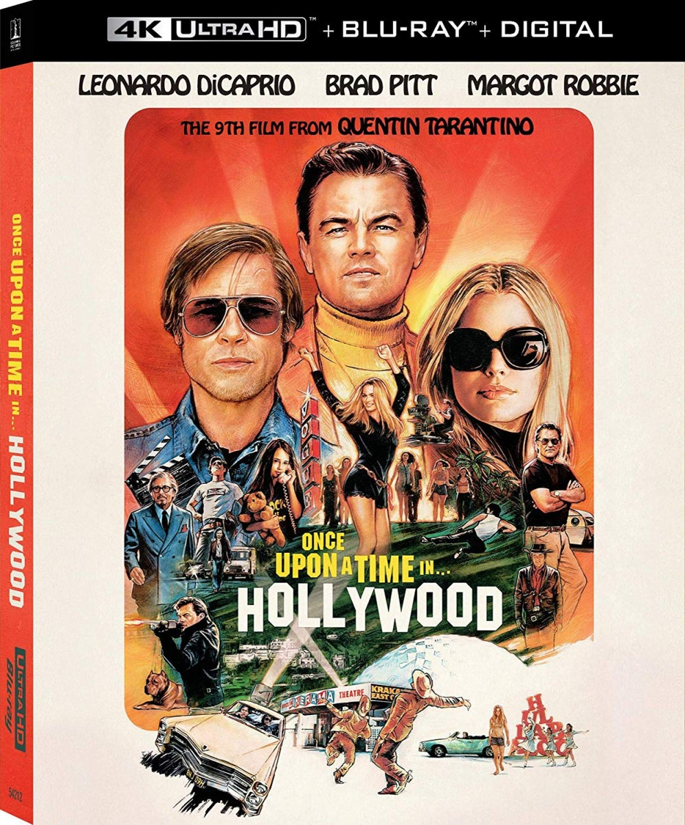 Once Upon a Time in Hollywood 4K Ultra HD, Blu-ray and DVD release details revealed
