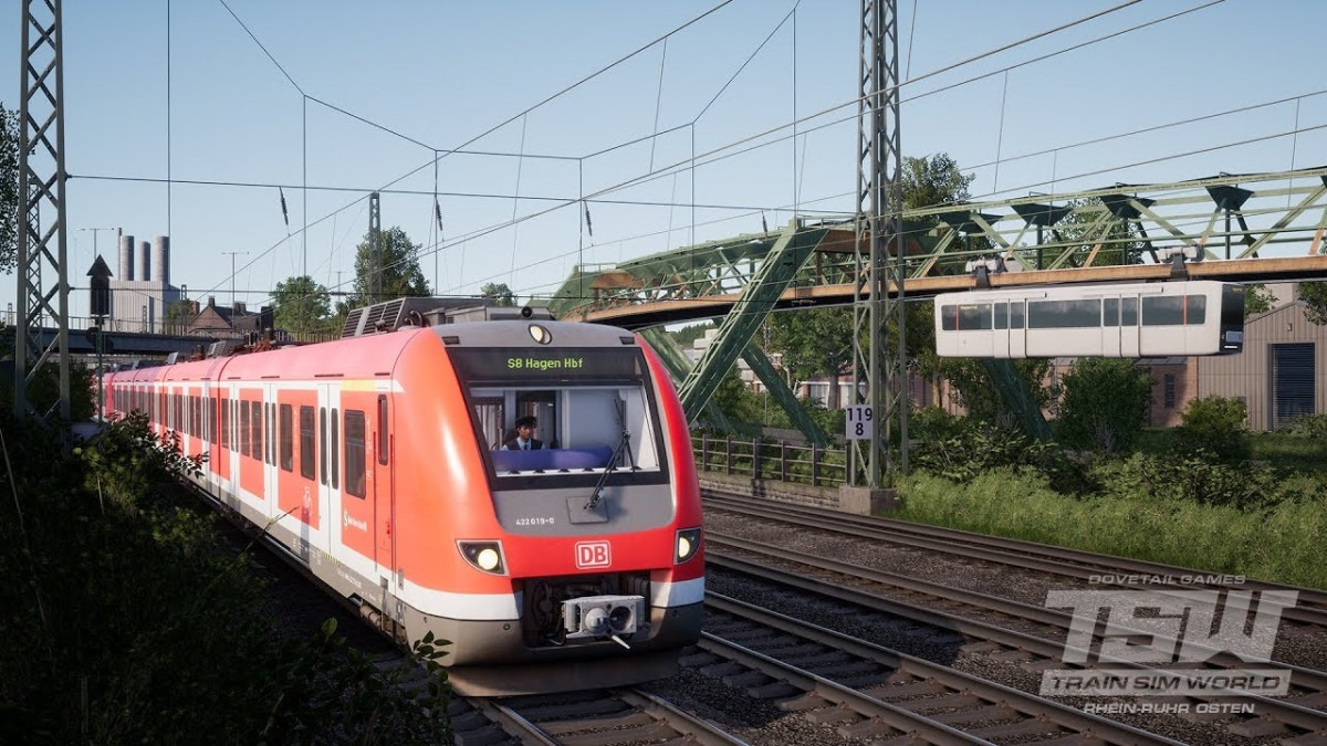 Rhein-Ruhr Osten route add-on arrives on Train Sim World