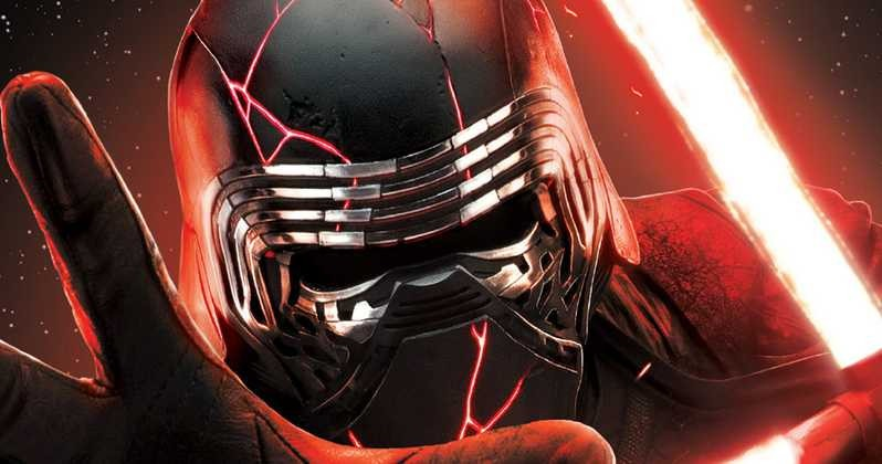 J.J. Abrams reveals meaning behind Kylo Ren's fractured mask in Star Wars: The Rise of Skywalker