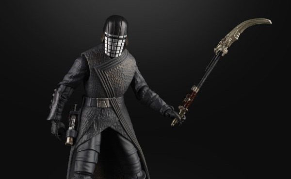Star Wars: The Rise of Skywalker Knight of Ren and Zorii Bliss Black Series figures revealed